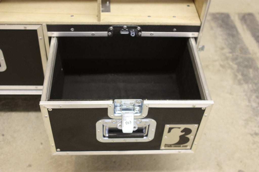 Drawer Upgrade - Brady Cases - 5
