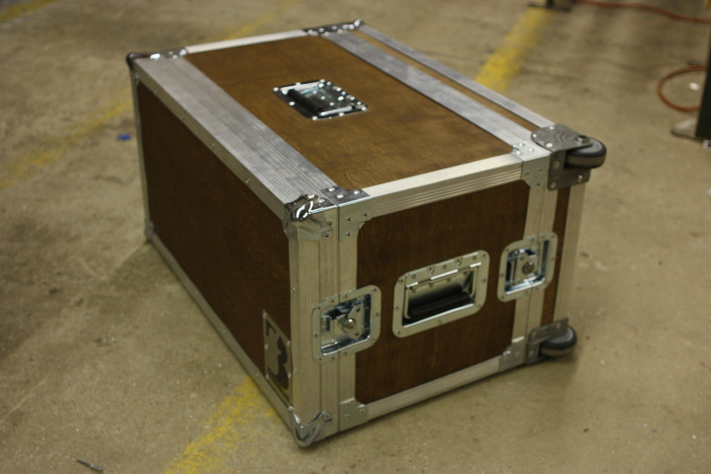 Head Live-in Amp - Brady Cases - 9