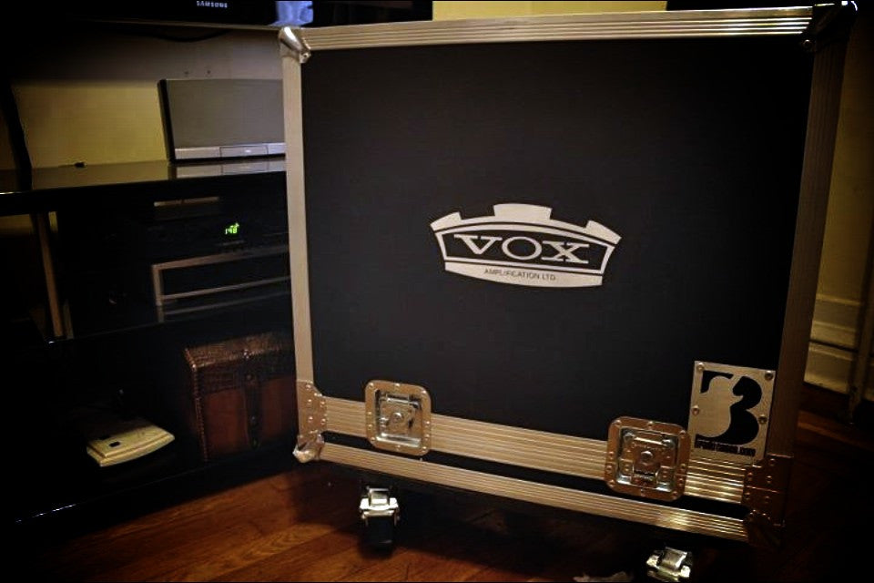 1x12 Lift Off Amp Case or Cab Case - Brady Cases - 7