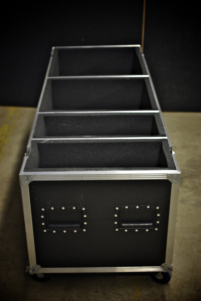 Drum Case Trunk or Vault - Brady Cases - 7