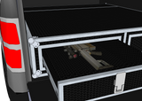 Truck weapon storage - Brady Cases - 3