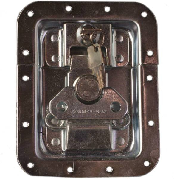 Upgrade Latches To Key Lockable Latches - Brady Cases - 2