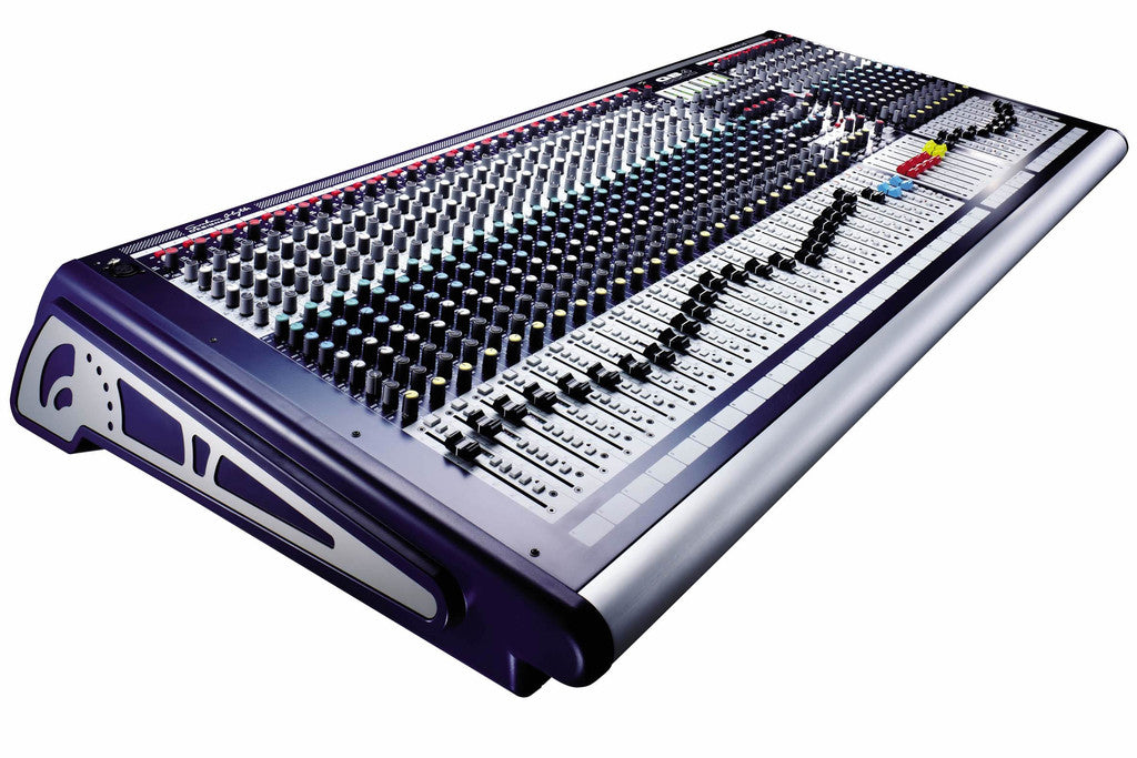 Soundcraft GB4 32 Case - Brady Cases - 2