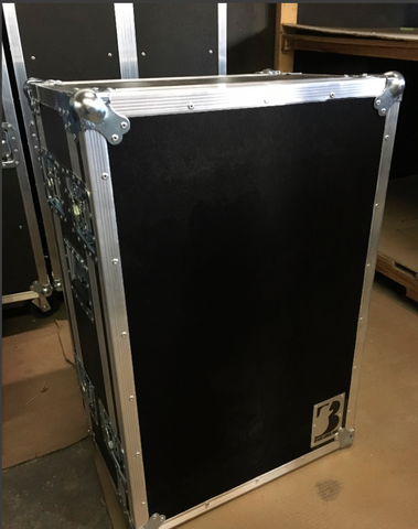 Tall rolling case