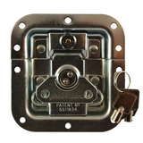 Upgrade Latches To Key Lockable Latches - Brady Cases - 1