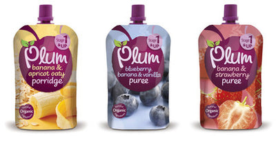 Brush Baby Partners With Plum Baby to celebrate National Smile Month