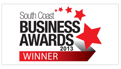 Brush-Baby Wins Recognition At South Coast Business Awards