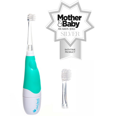 Brush-Baby Wins 2 Spots In Independent's Top Electric Toothbrushes Of 2014