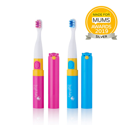Brush-Baby Go-Kidz wins silver at Made for Mums 2019 Awards