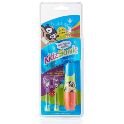 Brush-Baby Kidzsonic Ranked In Top 10 Electric Toothbrushes In The UK