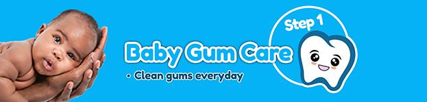step 1 baby gum care for babies dentalwipes