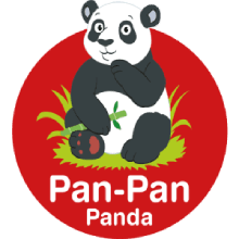 Pan-Pan the Panda WildOnes logo