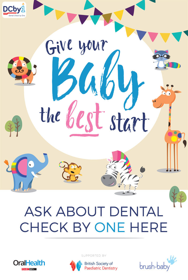 Baby_Dental_Check_A4 brush Baby best Baby toothcare