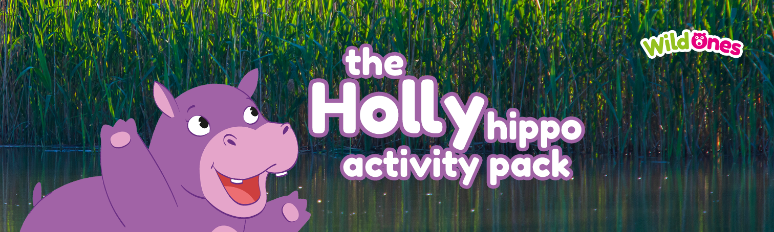 Holly the Hippo Activity Pack