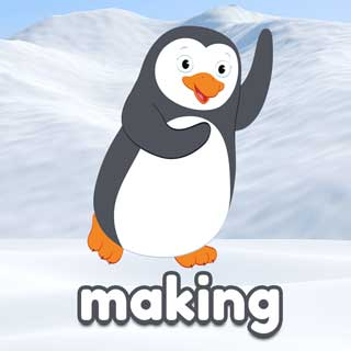 Percy the Penguin making Activity