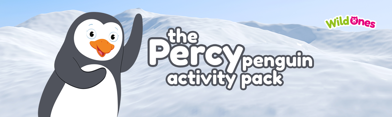 Percy the Penguin Activity Pack