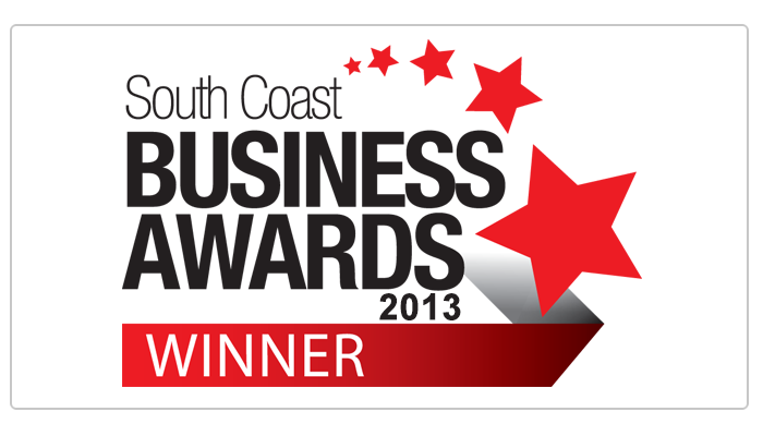 south coast business awards winner