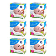6 boxes of oral hygiene sterile disposable wipes dental wipes for babies