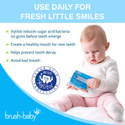 Value Pack of 6 Boxes DentalWipes (0-16 months)