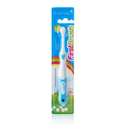 FirstBrush - BrushBaby Blue colour best baby toothbrush pack