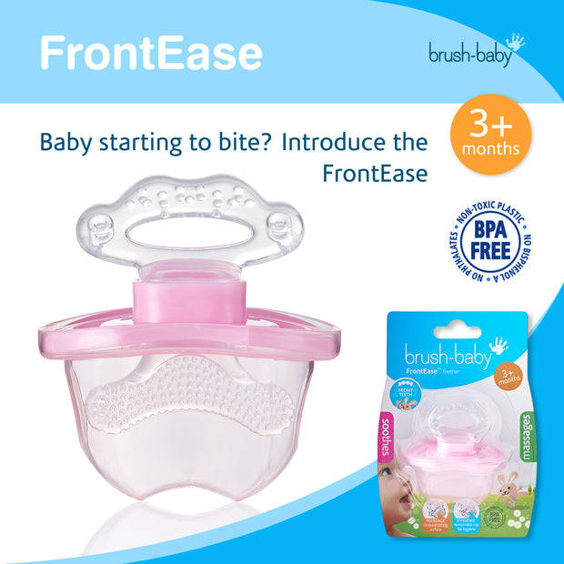 FrontEase Teether (3+months) - Pink