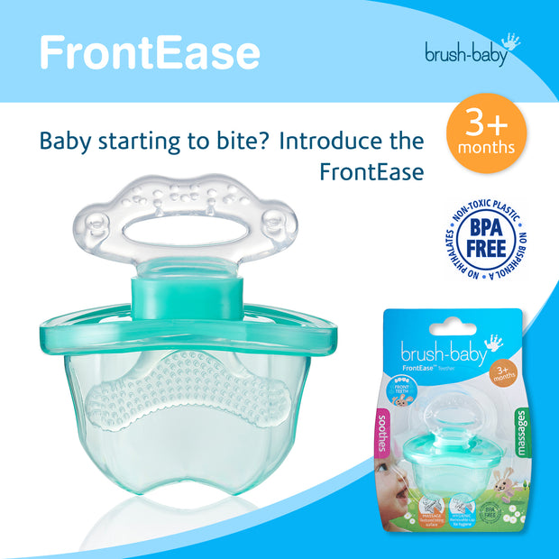 FrontEase Teether (3+ months) - Teal