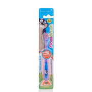 flossbrush_age 3-6_purple brush baby best childrens toothbrushes pack
