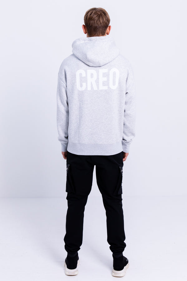 "Merchandise -- ""Exploring Creativity"" Hoody Grey"