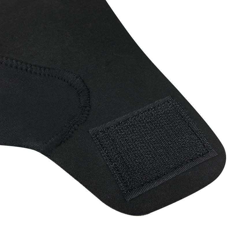 Koznoy Black Left / EU 35- 38(S) 1 PC Compression Ankle Protectors Anti Sprain Supports Straps Bandage Wrap Foot Safety