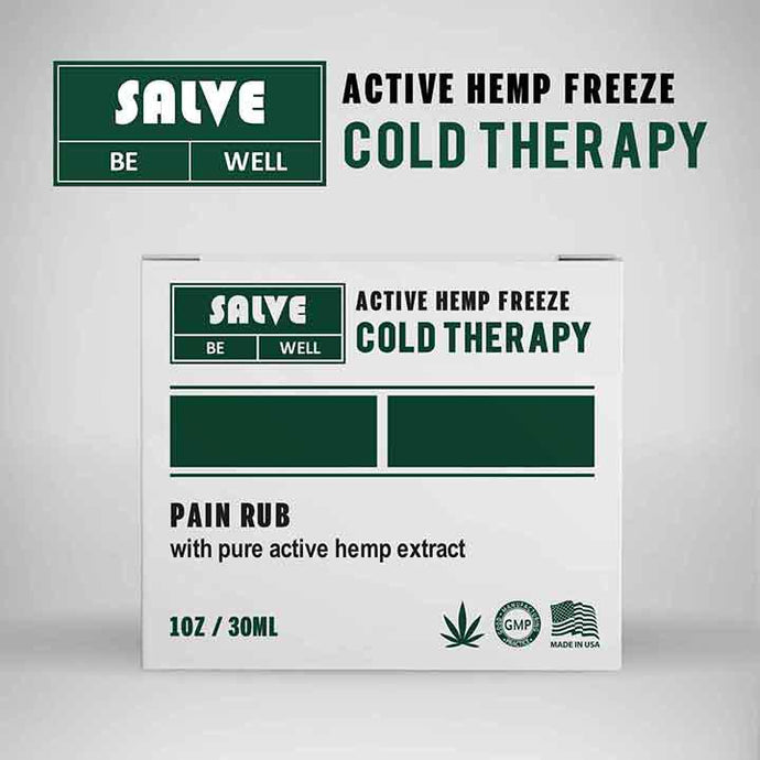 Active Hemp  Salve FDA approval