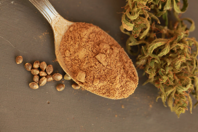 Will Active Hemp Infused Drink And Food Be A Big Trend This Year?
