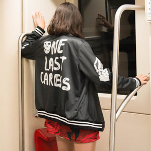 Bomber Jacket - Last Caress  ☠