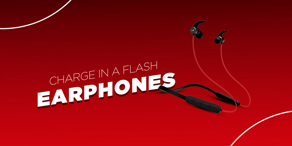 Our Fav Wireless Earphones With Fast Charge
