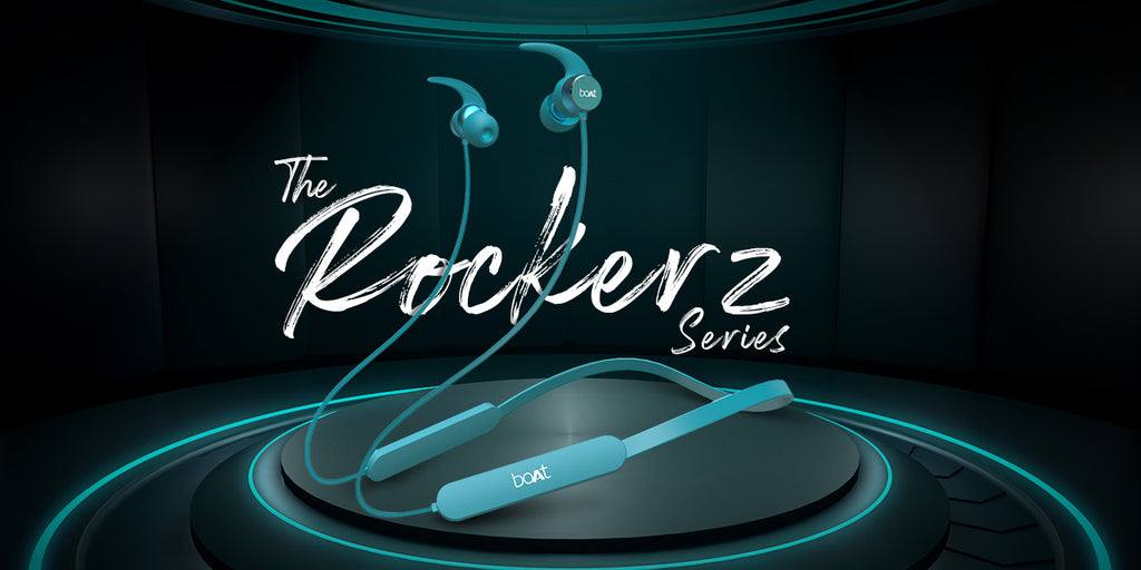Boon For The Music Lovers- Bringing You The Rockerz Series!