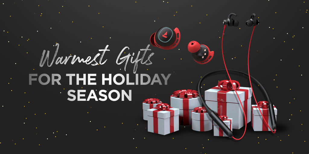 Warmest Gifts For The Festive Season!