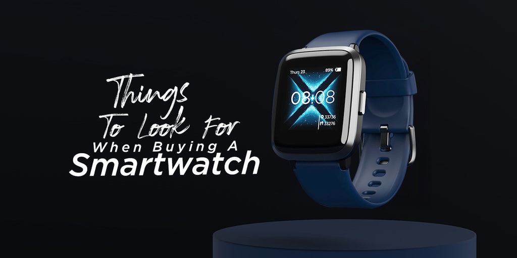 Don't Miss Out On These Things While Buying A Smartwatch