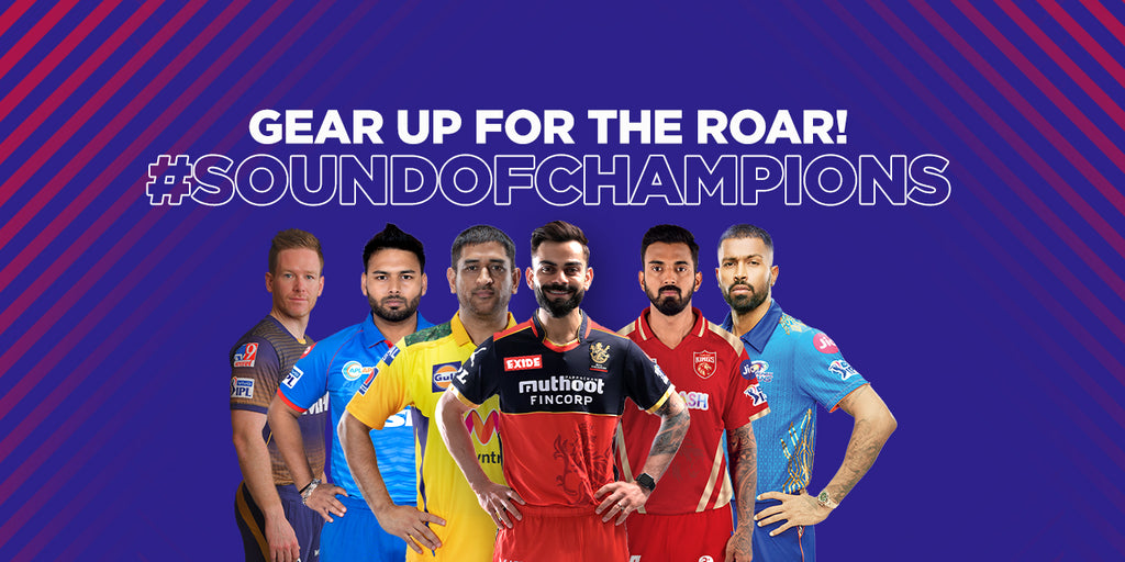 Be The GOAT with BOAT This IPL Season