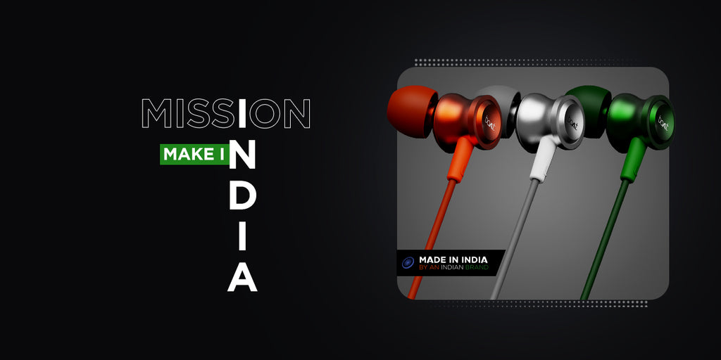"boAt's ""Make in India"" Earwear and Accessories to Mark India's 72nd Republic Day"