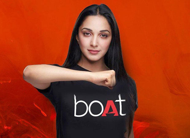 After Kartik Aaryan, BOAT ropes in Kiara Advani as brand ambassador