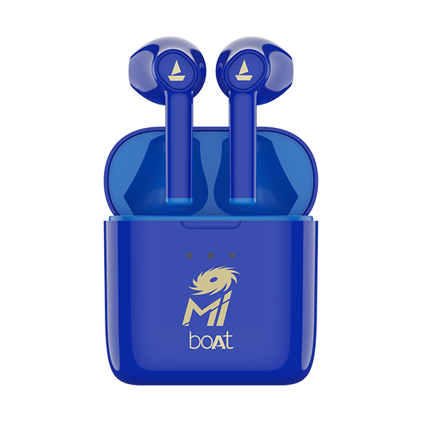 Airdopes 131 MI Blue Edition - Best Bluetooth Earbuds