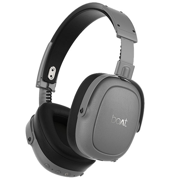 Nirvana 715 ANC - Active Noise Cancelling Headphones