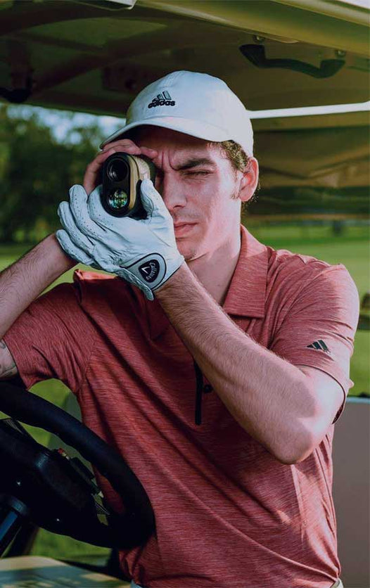BlueTees Golf Laser Rangefinder