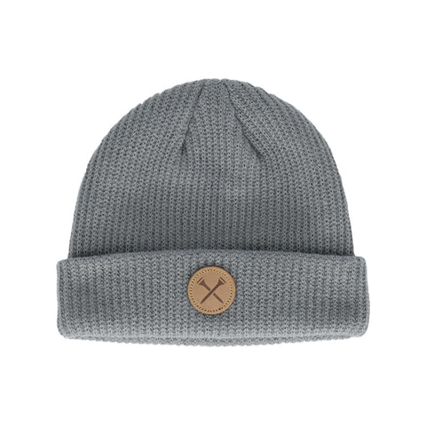 Leather Tees Beanie - Blue Tees Golf