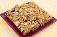 Cherry Almond Oatmeal Bars