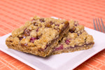 Raspberry Fig Bars