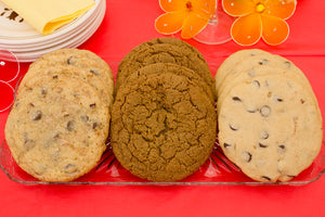 Cookie Snack Tray