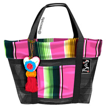 Load image into Gallery viewer, Sarape Tote Bag Sticker
