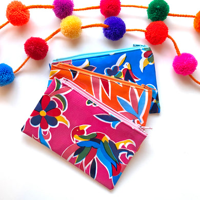 Otomi coin purse
