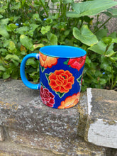 Load image into Gallery viewer, Istmo Azul Tazita/ Ceramic Mug
