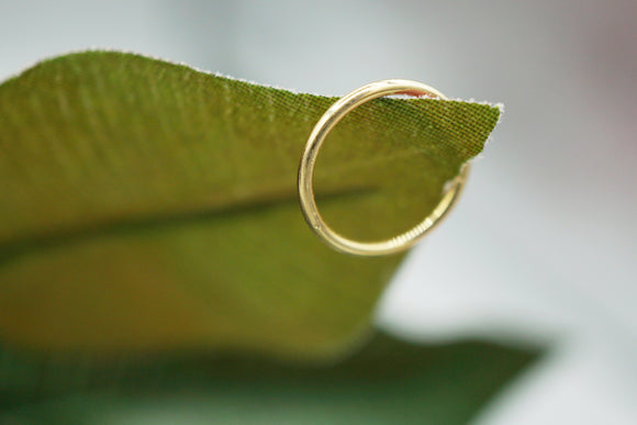 Gold Seam Ring